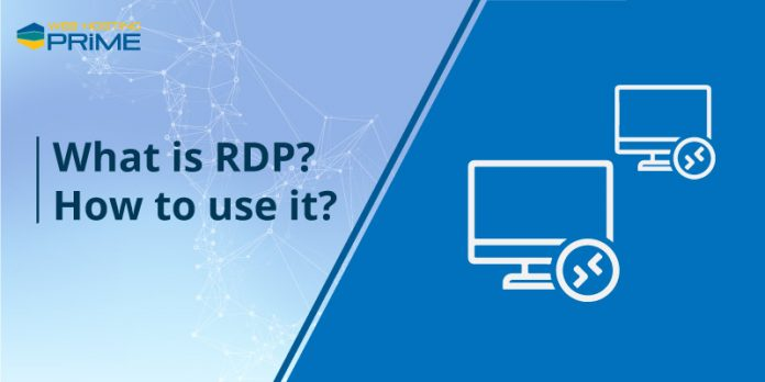 What is RDP