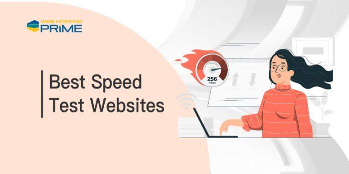 Best Speed Test Websites