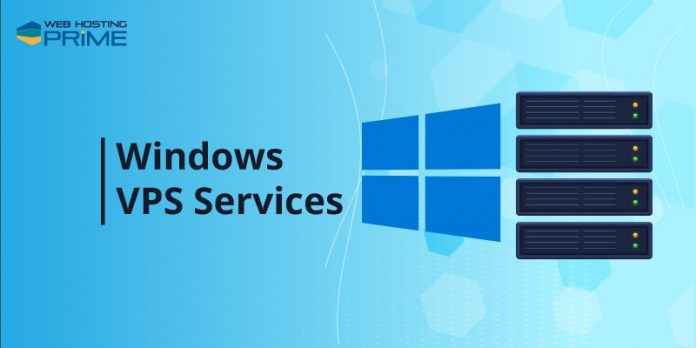 Windows VPS Services