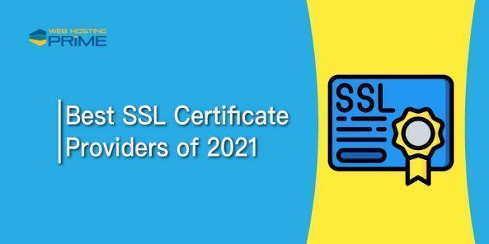 Best SSL Certificate Providers of 2021