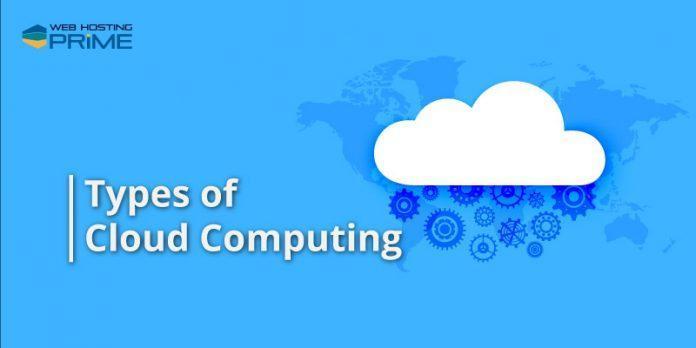 Types of Cloud Computing