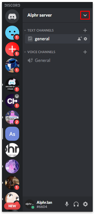 Alphr Server