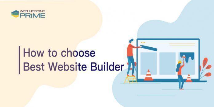 How to choose Best Website Builder
